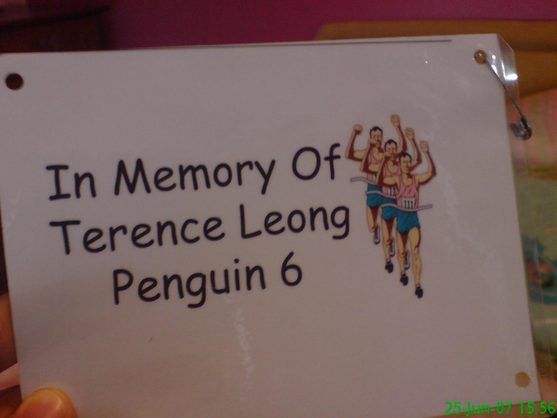 in memory of terenceleong