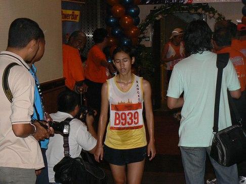 Thai girl, Sabah girl @ KLTower