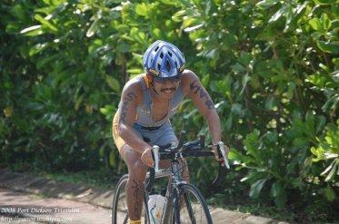 Major Kalam on the bike