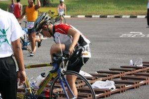 Chan Jun Shen of UPNM . 1st place for MUDS -final leg
