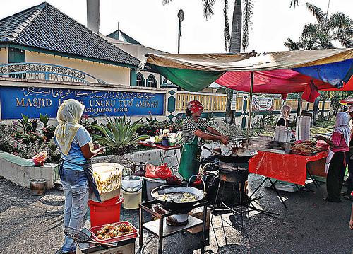 ramadhan bazaar bizarre