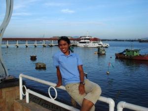 At Kuala Terengganu