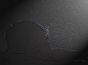 unconscious...