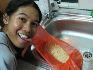 1 of the many things which I did in Langkawi ! hahaha...masak !!!