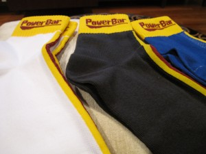 Powerbar socks