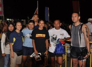 fr left : Aini, Sook Ying, Tan Suet Fong, Adzim, missJeweLz, AJ, Zabil