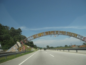 SELAMAT DATANG KE PORT DICKSON (welcome to Port Dickson)