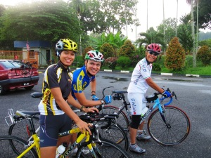 3rd raya ; century ride with the Le Tuangers !