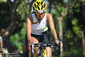 Poweman Malaysia 2009  - bike leg