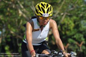 Powerman Malaysia 2009 - bike leg