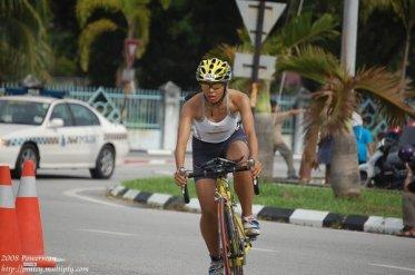 Powerman Malaysia 2008 (bike in)