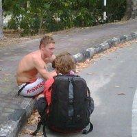 Ironman Langkawi 2010 : Why Luke McKenzie DNF  ?