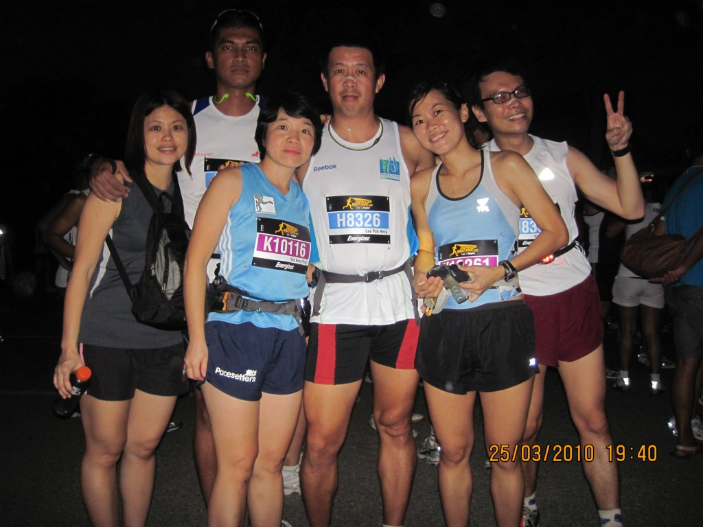 Energizer Night Race 2010 : Results