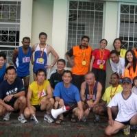 Hash Challenge 2010 : Race report