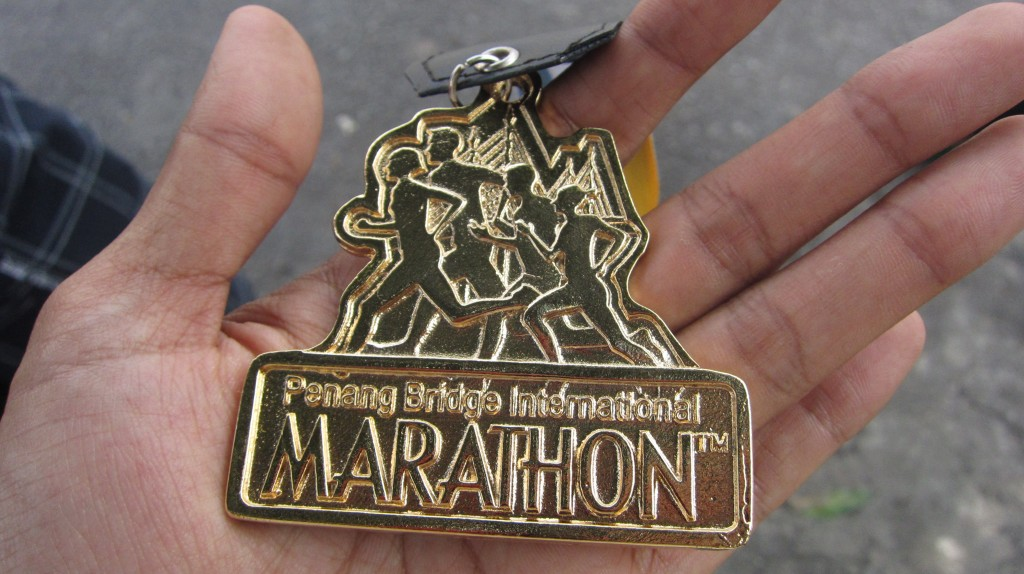 Penang Bridge International Marathon 2010  - my maiden standalone marathon (its all about pacing)