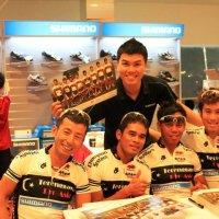 Terengganu Pro Asia Singapore OCBC Criterium Race Report