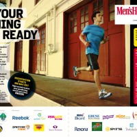 Men's Health & Shape Night Run 2011