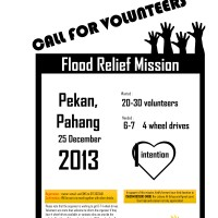 Call for volunteers !