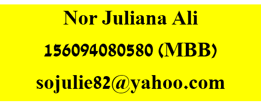 For those who wish to contribute through missjewelz, please do so. Details in the image above and the previous post.