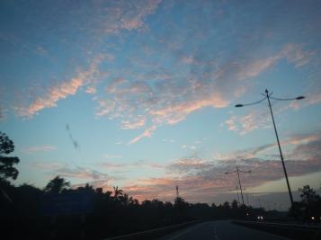 en route to Nenasi, Pekan
