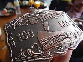 A taste of Rayzeef's 100km feat in Australia