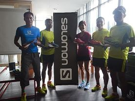 Get your pair today ! Shoes available at Salomon Pavlion, World of Sports and World of Outdoor for RM 489.