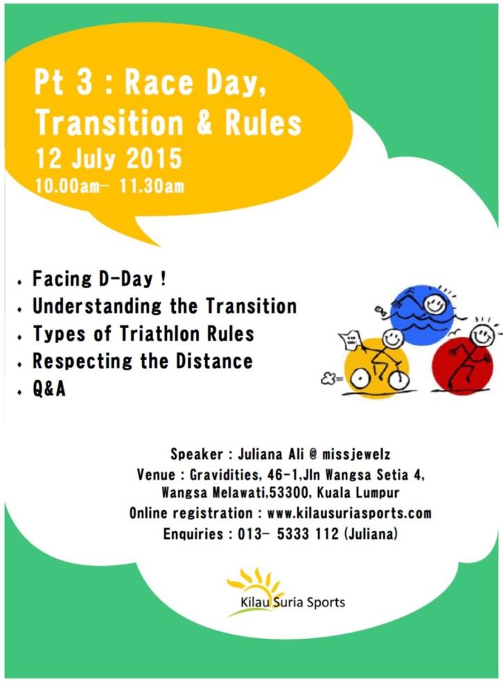 Triathlon Talk Series Pt3