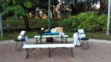 Promoting SuperKids Triathlon Camp 2016