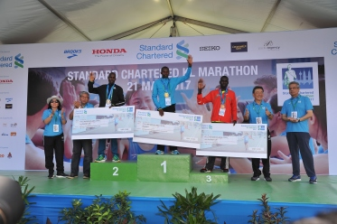 Full Marathon Men_s Open Category