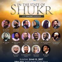 """IN THE STATE OF SHUKR"" - Webinar"