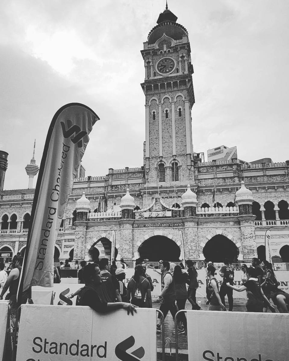 Standard Chartered Kuala Lumpur Marathon 2017 (belated report)
